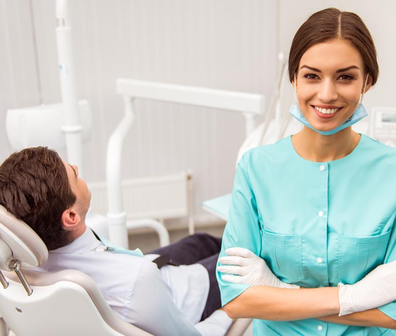 Revisión dental y limpieza